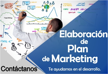Elaboración de Plan de Marketing